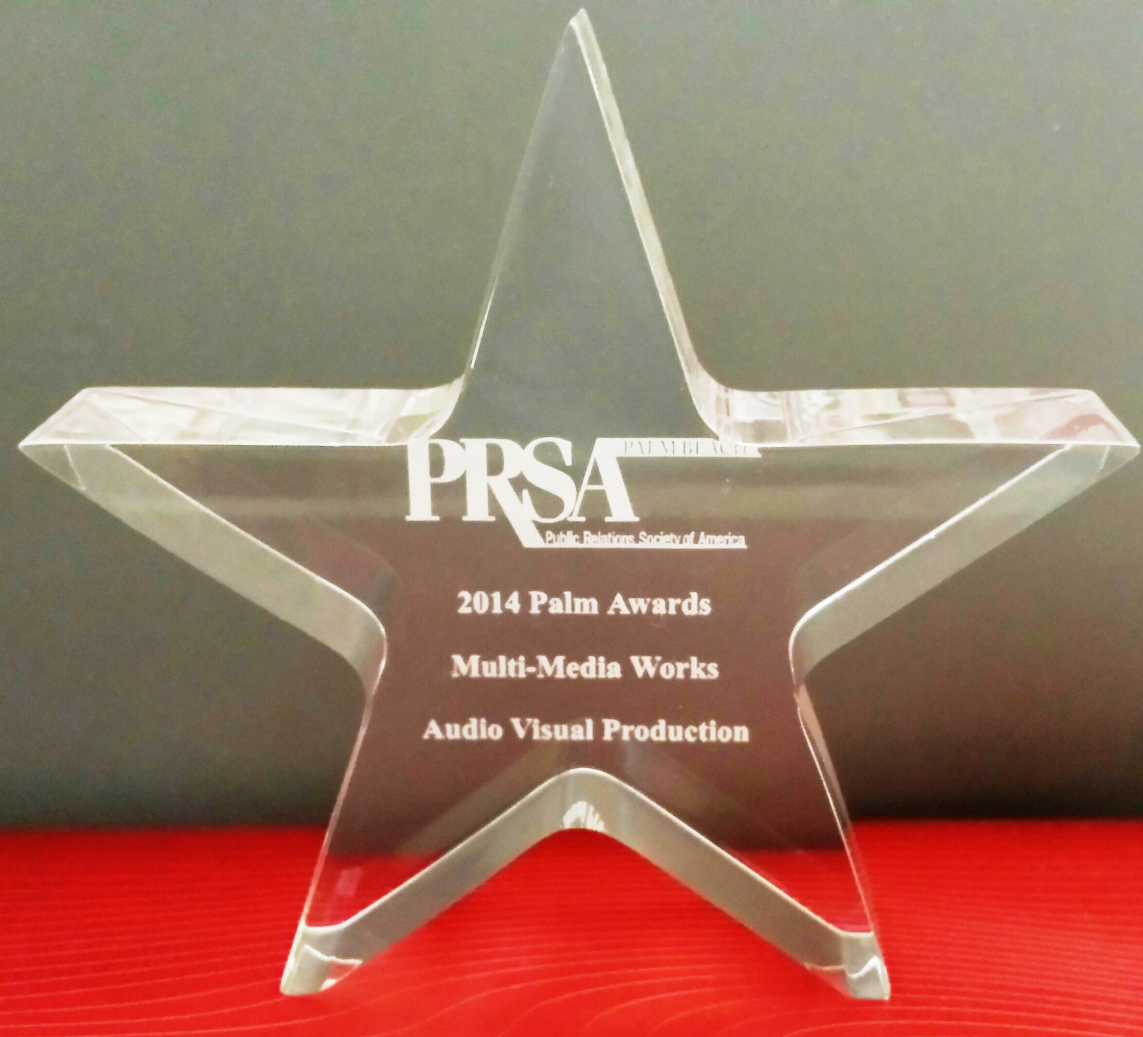 award 2014 gray