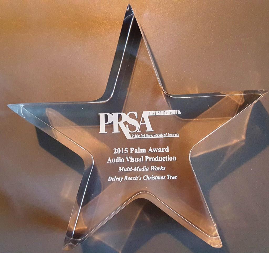 Palm Award, audio visual