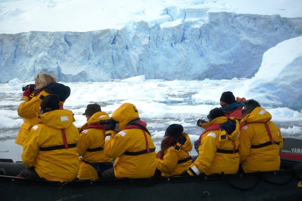 photo by Karen Lustgarten: Antarctica