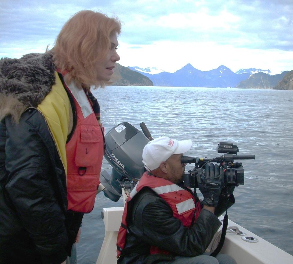 Alaska Work Shot