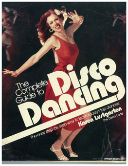 Book Cover Disco