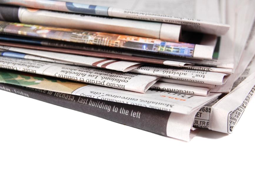 Newspapers Depositphotos